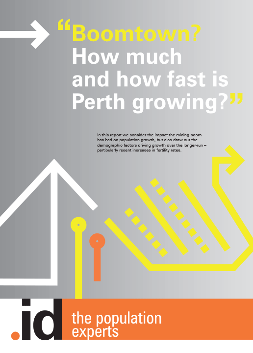 Boomtown? How much and how fast is Perth growing?