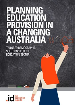 Planning education provision in a changing Australia