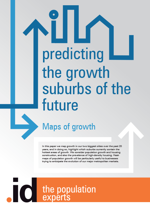 Predicting the Australian growth suburbs of the future