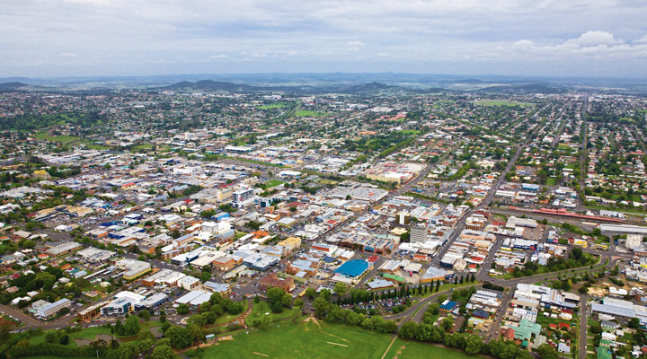 2015 Toowoomba Economic Profile