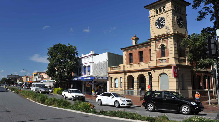Economic appraisal of a new cinema complex in Kempsey
