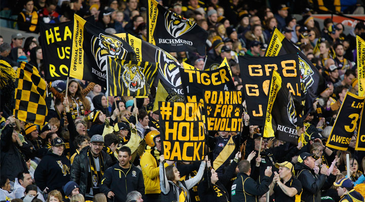 How demography helped Richmond Football Club double its membership