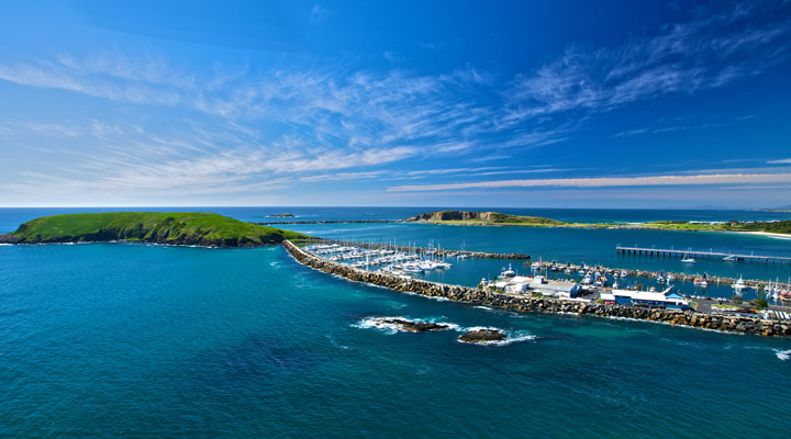 Profiling and analysing the impact of tourism on Coffs Harbour's economy