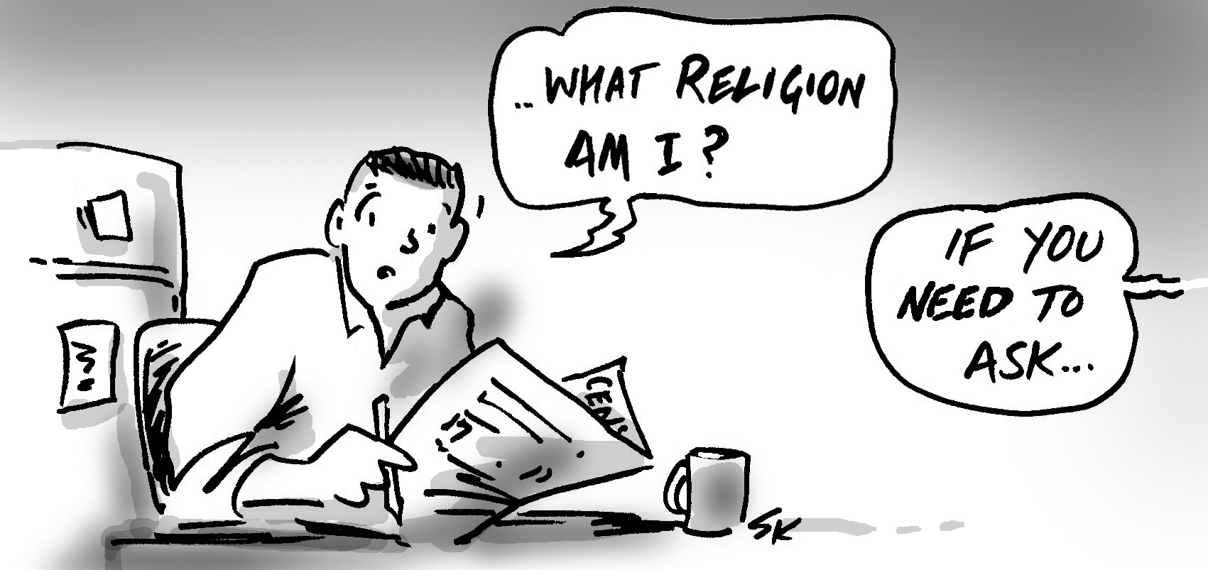 How no religion became the most common religion in Australia