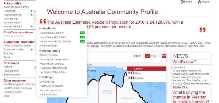 Census update #1 is now live