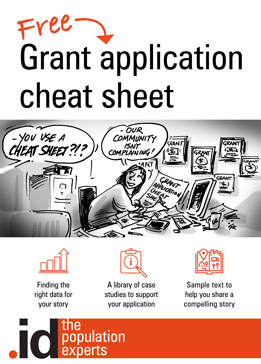 The grant application guide