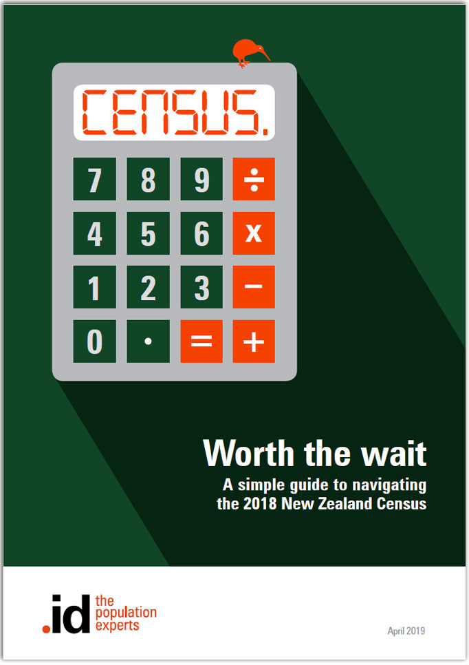 Worth the wait: Navigating the 2018 New Zealand Census