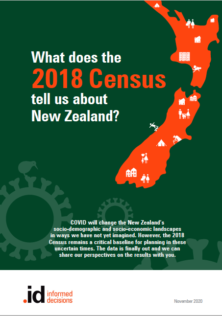 What does the 2018 Census tell us about New Zealand?